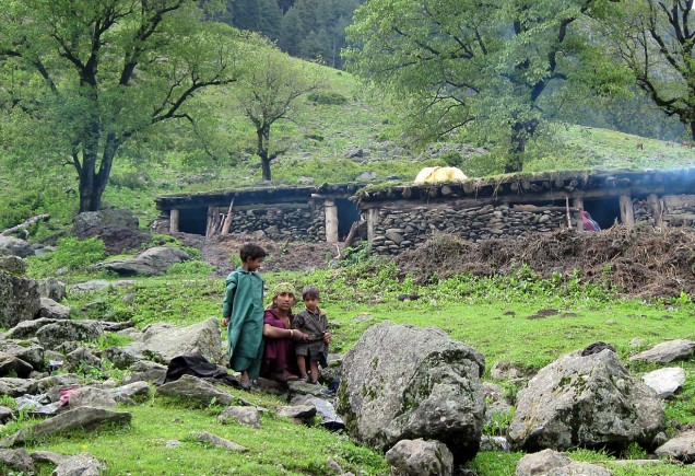 Living in the Kashmir Himalayas