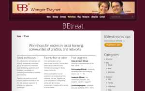 Betreat Website