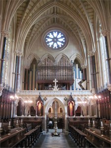 The Chapel, Exeter College, Oxford