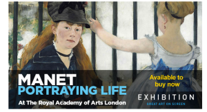 Manet exhibition