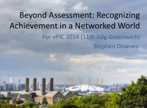Beyond Assessment slideshare